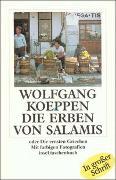 Cover-Bild zu Die Erben von Salamis oder Die ernsten Griechen von Koeppen, Wolfgang