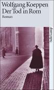 Cover-Bild zu Der Tod in Rom von Koeppen, Wolfgang