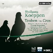 Cover-Bild zu Tauben im Gras (Audio Download) von Koeppen, Wolfgang