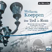 Cover-Bild zu Der Tod in Rom (Audio Download) von Koeppen, Wolfgang