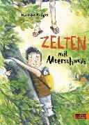 Cover-Bild zu Zelten mit Meerschwein (eBook) von Krügel, Mareike