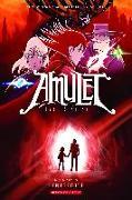 Cover-Bild zu Kibuishi, Kazu: Amulet 07. Firelight