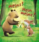 Cover-Bild zu Little Tiger Press Ltd.: Meins! Nein, meins!