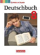 Cover-Bild zu Gräwe, Sabine: Deutschbuch Gymnasium, Bayern - Neubearbeitung, 8. Jahrgangsstufe, Schülerbuch
