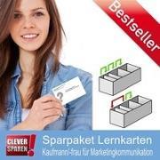 Cover-Bild zu Meyer, Ralf: AzubiShop24.de Spar-Paket Lernkarten Kaufmann / Kauffrau für Marketingkommunikation