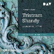 Cover-Bild zu Das Leben und die Meinungen des Tristram Shandy (Audio Download) von Laurence, Stern