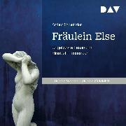 Cover-Bild zu Fräulein Else (Audio Download) von Schnitzler, Arthur