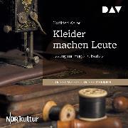 Cover-Bild zu Kleider machen Leute (Audio Download) von Keller, Gottfried