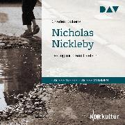 Cover-Bild zu Nicholas Nickleby (Audio Download) von Dumas, Alexandre