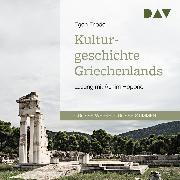 Cover-Bild zu Kulturgeschichte Griechenlands (Audio Download) von Friedell, Egon
