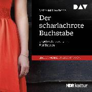 Cover-Bild zu Der scharlachrote Buchstabe (Audio Download) von Hawthorne, Nathaniel