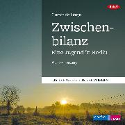 Cover-Bild zu Zwischenbilanz (Audio Download) von Bruyn, Günter de