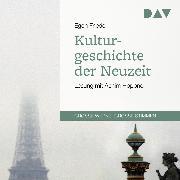 Cover-Bild zu Kulturgeschichte der Neuzeit (Audio Download) von Friedell, Egon