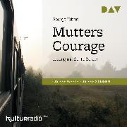 Cover-Bild zu Mutters Courage (Audio Download) von Tabori, George