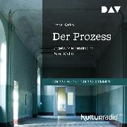Cover-Bild zu Der Prozess (Audio Download) von Kafka, Franz