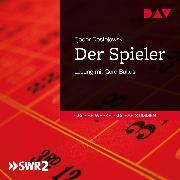 Cover-Bild zu Der Spieler (Audio Download) von Dostojewski, Fjodor