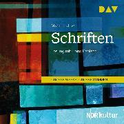 Cover-Bild zu Schriften (Audio Download) von Luther, Martin