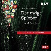 Cover-Bild zu Der ewige Spießer (Audio Download) von Horváth, Ödön von