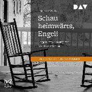 Cover-Bild zu Schau heimwärts, Engel! (Audio Download) von Wolfe, Thomas