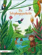 Cover-Bild zu Langen, Annette: Die Schöpfungsgeschichte