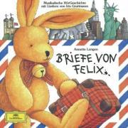 Cover-Bild zu Langen, Annette: Briefe von Felix. CD