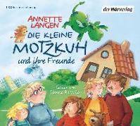 Cover-Bild zu Langen, Annette: Die kleine Motzkuh
