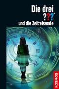 Cover-Bild zu Die drei ??? und die Zeitreisende (drei Fragezeichen) (eBook) von Minninger, André