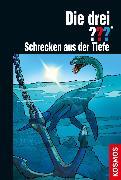 Cover-Bild zu Die drei ??? Schrecken aus der Tiefe (drei Fragezeichen) (eBook) von Sonnleitner, Marco
