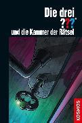 Cover-Bild zu Die drei ??? und die Kammer der Rätsel (drei Fragezeichen) (eBook) von Nevis, Ben