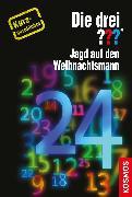 Cover-Bild zu Die drei ??? Jagd auf den Weihnachtsmann (drei Fragezeichen) (eBook) von Buchna, Hendrik