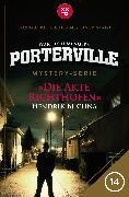 Cover-Bild zu Porterville - Folge 14: Die Akte Richthofen (eBook) von Menger, Ivar Leon