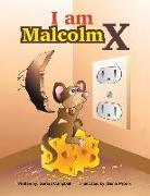 Cover-Bild zu Campbell, Gerard: I Am Malcolm X