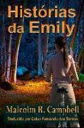 Cover-Bild zu Malcolm R. Campbell: Histórias da Emily (eBook)
