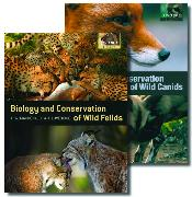 Cover-Bild zu Macdonald, David: Biology and Conservation of Wild Carnivores: The Canids and the Felids Two-Volume Set
