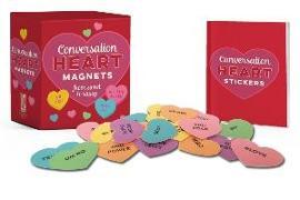 Cover-Bild zu Conversation Heart Magnets von Press, Running