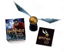 Cover-Bild zu Harry Potter Golden Snitch Sticker Kit von Press, Running