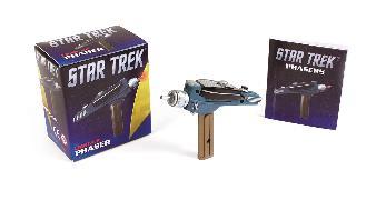 Cover-Bild zu Star Trek: Light-Up Phaser von Press, Running