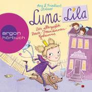 Cover-Bild zu Stohner, Anu: Luna-Lila - Das allergrößte Beste-Freundinnen-Geheimnis