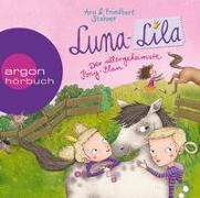 Cover-Bild zu Stohner, Anu: Luna-Lila - Der allergeheimste Pony-Plan