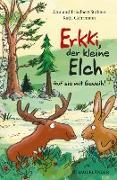 Cover-Bild zu Stohner, Anu: Erkki, der kleine Elch - Auf sie mit Geweih! (eBook)