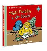 Cover-Bild zu Stohner, Friedbert: Minzi Monster in der Schule