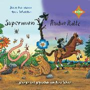 Cover-Bild zu Superwurm / Räuber Ratte (Audio Download) von Scheffler, Axel