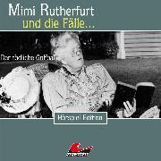 Cover-Bild zu Bock-Schroeder, Katharina: Mimi Rutherfurt, Folge 30: Der tödliche Golfball (Audio Download)