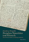 Cover-Bild zu Zwischen Naturlehre und Rhetorik von Mengaldo, Elisabetta