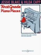Cover-Bild zu First Grade Piano Pieces