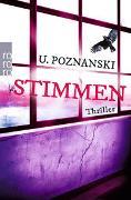 Cover-Bild zu Stimmen von Poznanski, Ursula