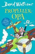 Cover-Bild zu Propeller-Opa von Walliams, David