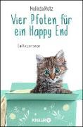 Cover-Bild zu Metz, Melinda: Vier Pfoten für ein Happy End (eBook)