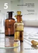Cover-Bild zu Tenorth, Heinz-Elmar (Hrsg.): Geschichte der Universität Unter den Linden 1810-2010