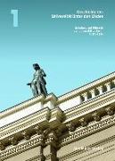 Cover-Bild zu Tenorth, Heinz-Elmar: Geschichte der Universität Unter den Linden (eBook)